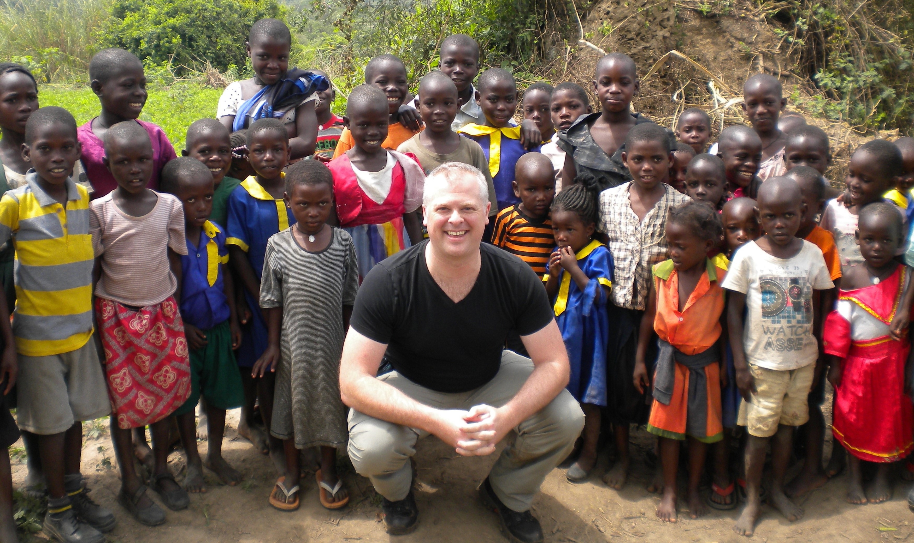 Radish visits its second Life Water UK project in Uganda